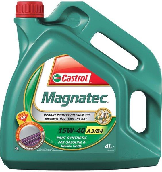 Castrol Magnatec 15W40 4L